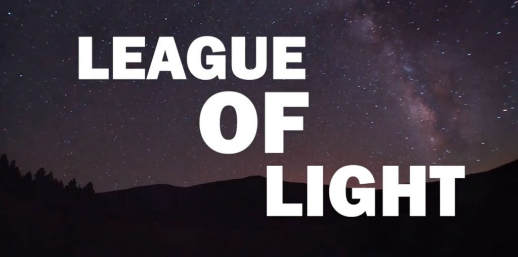 League of Light - Julie Berthelsen