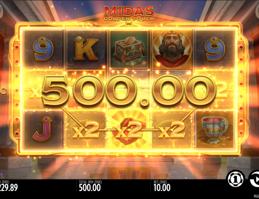 Midas golden touch - Casino slot